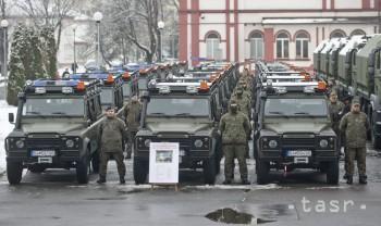 Ministerstvo obrany: Dosluhujúce terénne vozidlá nahradilo 140 nových