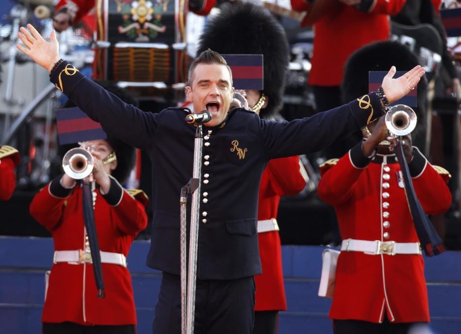 Robbie Williams lepší človek jediný geriatrické Zoznamka stránky