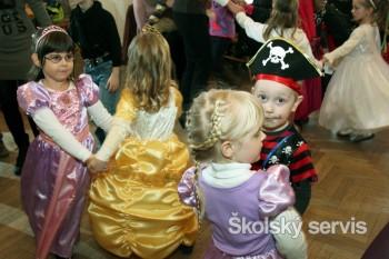 Detský maškarný ples v Malinovej má už vyše polstoročnú tradíciu