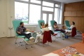 Darovanie krvi je na akademickej pôde UCM  tradíciou