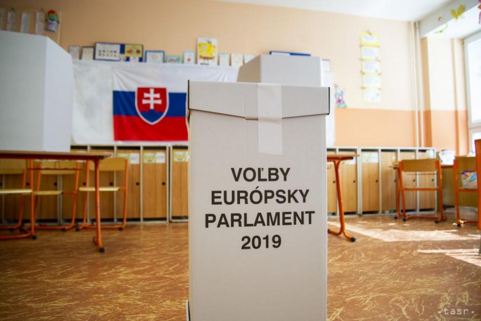 eurovoľby 2018
