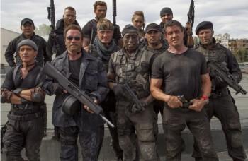 Kino novinky týždňa: V Expendables 3 sa predstavia nové hviezdy