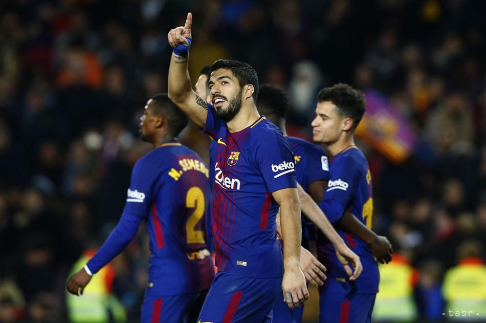 5936456c0d927 Barcelona prekonala klubový rekord, Valverde velebil Messiho
