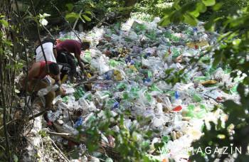 Iniciatíva #niesomprasa bojuje proti odpadkom v prírode