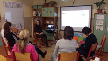 Trenčianske učiteľky znižujú pracovný stres