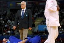 Úvodný zápas slovenskému džudistovi nevyšiel