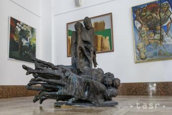 V Bratislave otvorili výstavu Slovenské umenie proti fašizmu