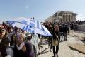 Turisti v Aténach sa cez víkend pre štrajk do Akropoly nedostanú
