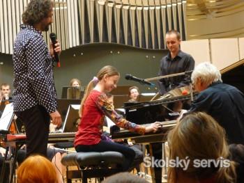 Rodinný koncert v Slovenskej filharmónii s Mariánom Čekovským