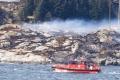 V Nórsku sa zrútil vrtuľník, nikto z 13 ľudí na palube nehodu neprežil
