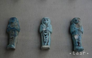 Egypt: V meste MInjá objavili starobylý cintorín