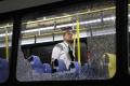 V Lincolnovom tuneli pod riekou Hudson sa zrazili dva autobusy