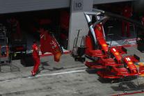 Garáž Ferrari
