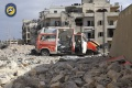 V povstalcami ovládanej časti Aleppa opäť zasiahli nemocnicu