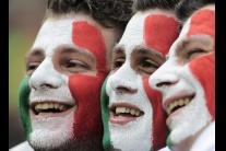 Fanúšikovia Talianska