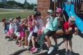 Letný tábor  na Hradnej