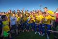 Košičania oslavujú postup do najvyššej futbalovej súťaže