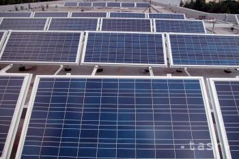 Solárna elektráreň bude slúžiť predovšetkým ako učebná pomôcka