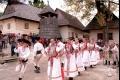 Osadu Vlkolínec zapísanú v UNESCO navštívil v lete rekordný počet ľudí