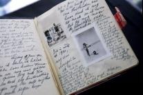 Autorka slávneho denníka