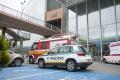 Pomôžte nájsť polícii páchateľa, ktorý vylúpil banku v nákupnom centre