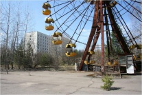 OBRAZOM: Černobyľ, mesto duchov