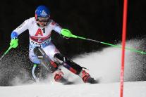 Nočný slalom vo Flachau s Petrou Vlhovou
