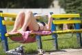 Ľudia s vysokým krvným tlakom by mali byť počas horúčav veľmi opatrní