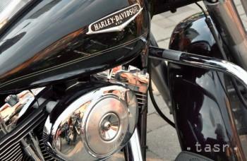 Harley-Davidson chce v roku 2019 uviesť na trh elektrický motocykel