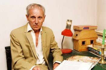 Rudolf Sloboda sa stal symbolom moderného intelektuálneho románu