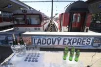 Spustenie prevádzky turistického vlaku v Slovensko