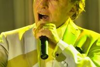 Karel Gott koncertoval v Tatrách