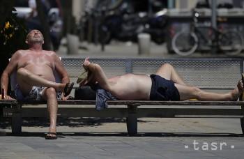 Najvyššiu júlovú teplotu na Slovensku namerali v TEJTO OBCI