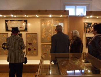"""Výstava """"Čaro trstiny""""  v novozámockom múzeu"""