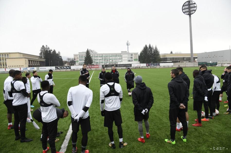 4461d26afc241 Futbalový Trenčín chce na jar zabojovať o európske klubové súťaže