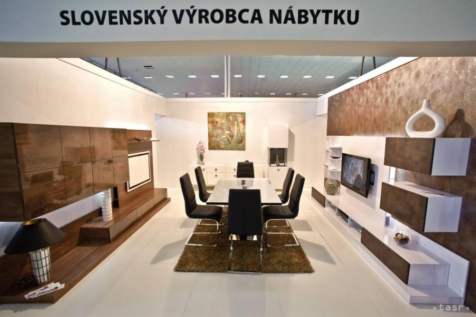 5124a754ab79 Nábytkárske novinky na veľtrhu v Nitre prezentuje 420 vystavovateľov