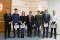 Senica: Zástupcov študentského parlamentu prijali na radnici