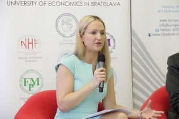 McEnteeová:Budovať dôveru mladých v EÚ je možné na základe komunikácie