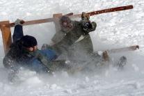 Snehové správy: Otvárajú sezónu na Kordíkoch pri Banskej Bystrici