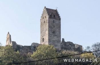 Topoľčiansky hrad láka turistov svojou krásou i výhľadmi na krajinu