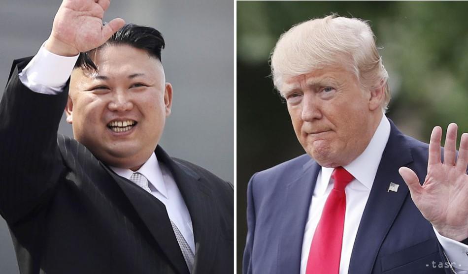 Trump sa opäť vyjadril o Kimovi ako o raketovom mužovi