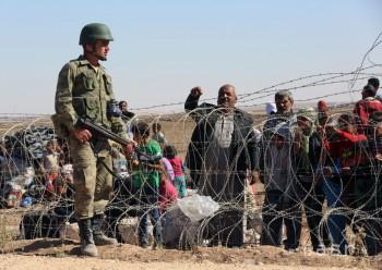 V batožine utečencov zo Sýrie našli samovražedné pásy a výbušninu