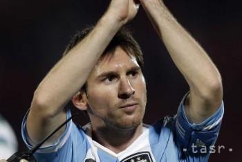 Messi ročne zarobí 16 miliónov eur