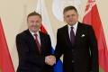 NAŽIVO: TK predsedov vlády SR a Bieloruskej republiky