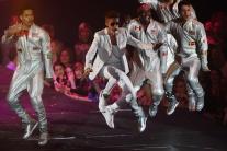 Bieber koncertoval v O2 Arene
