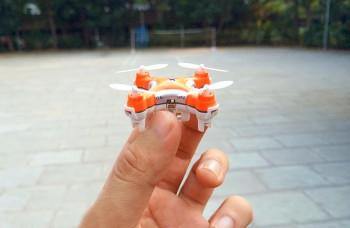 Problémy lacných dronov, o ktorých sa nehovorí