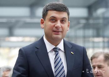 2a98929aab542 Ukrajinský premiér by uvítal vojenskú prehliadku na Deň nezávislosti