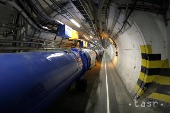 Začala sa modernizácia Veľkého hadrónového urýchľovača