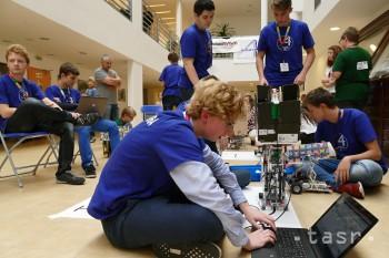 Na súťaži RoboRave a AMAVET sa zišli žiaci základných a stredných škôl