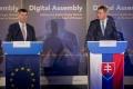 Na konferencii o digitalizácii sú vystavené inovácie Slovákov